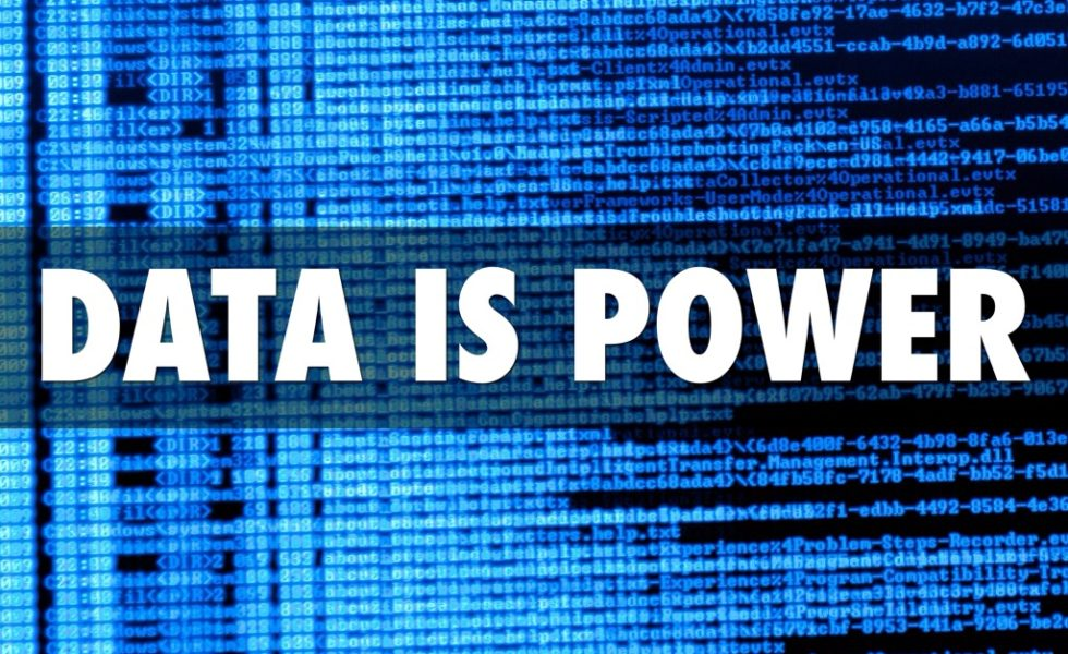 data-is-power
